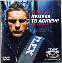 Believe To Achieve Series DVD